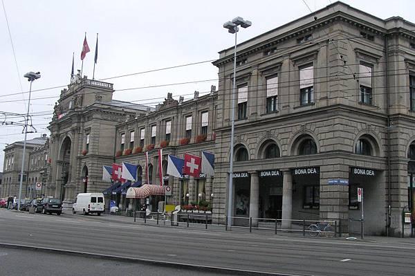 蘇黎世 總站