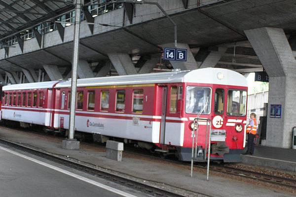 瑞士國鐵的 S-Bahn
