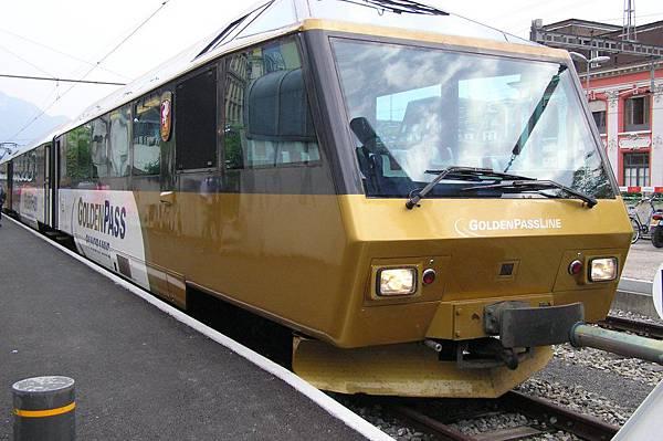 Golden Pass 黃金列車
