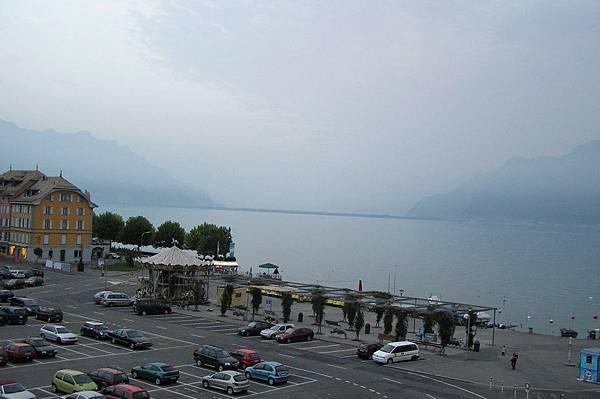 日內瓦湖(蕾夢湖)畔