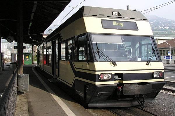MOB CEV 登山列車