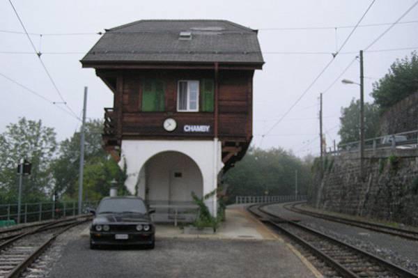 Chamby 車站