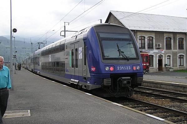 法鐵的 RegioExpress