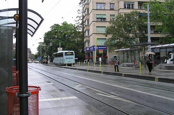 日內瓦的街道