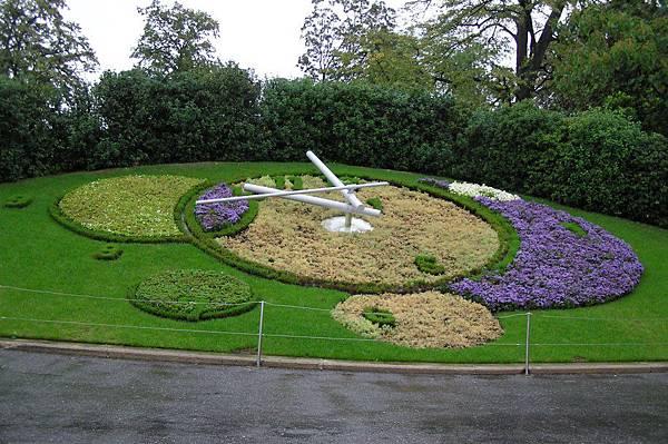 英國公園 花鐘