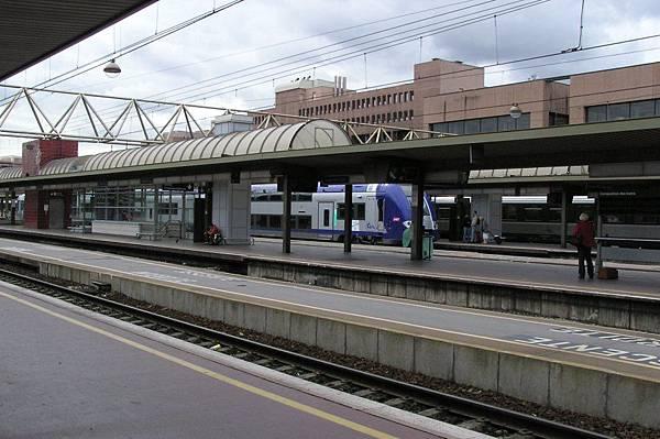里昂 Part Dieu 車站