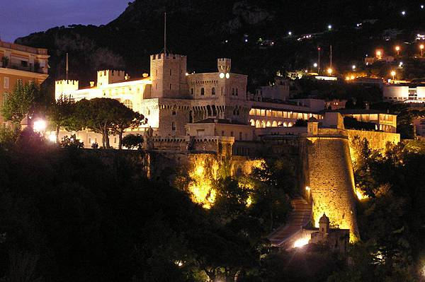 親王宮 夜景