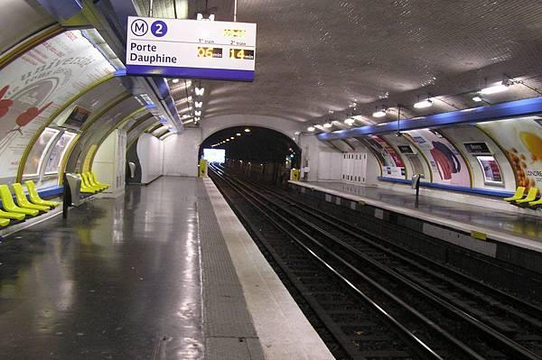 地鐵 Anvers 站