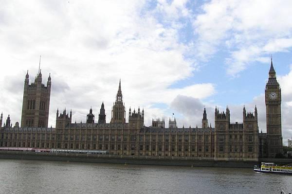 英國國會大樓