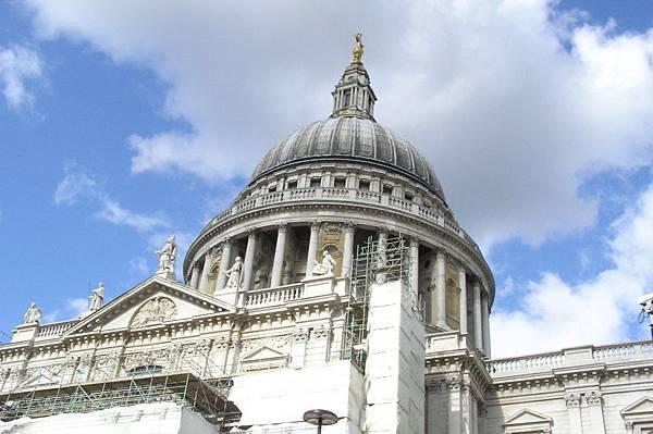 聖保羅教堂 圓頂
