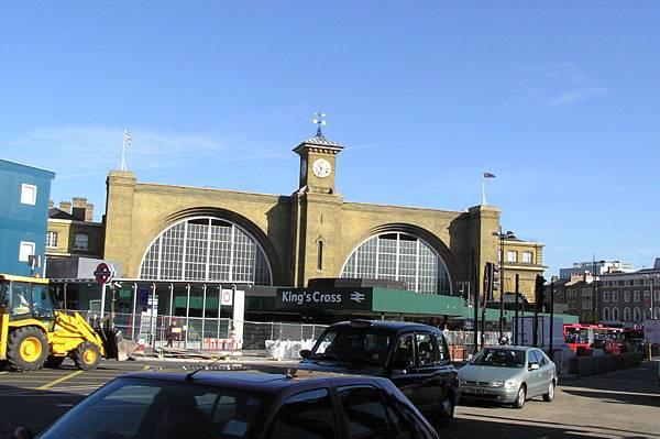 King's Cross 車站