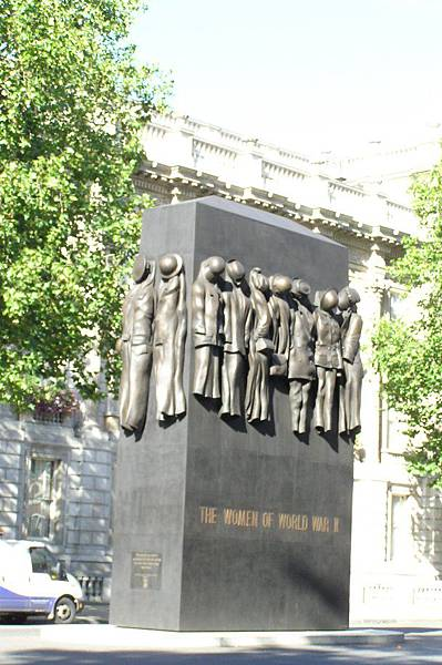 紀念二次世界大戰中的婦女同胞