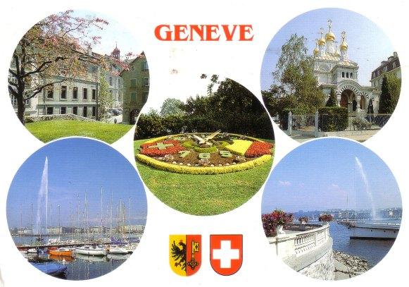 瑞士 日內瓦