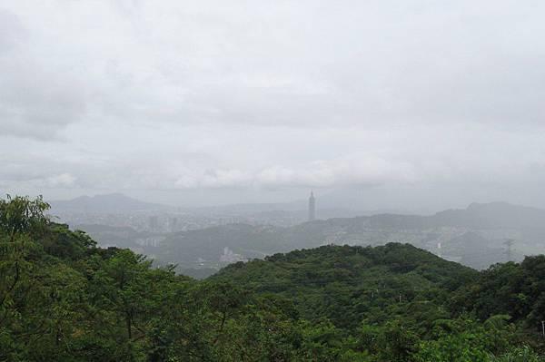 猴山岳展望台