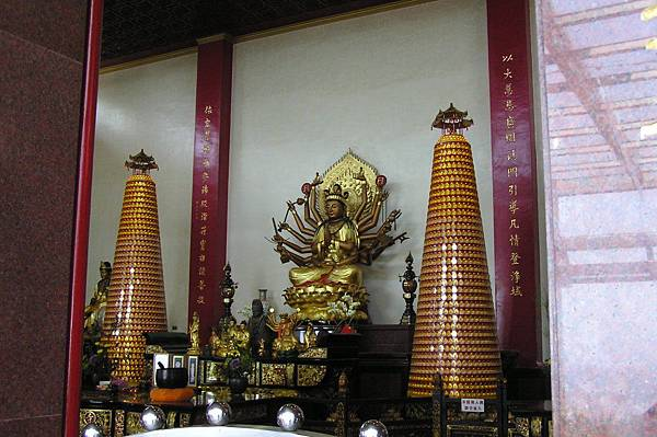 樟山寺 主祀千手觀音