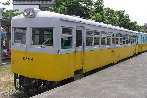 鋼體動力柴油車 LDR2204