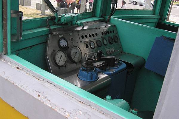 LDR2204駕駛座