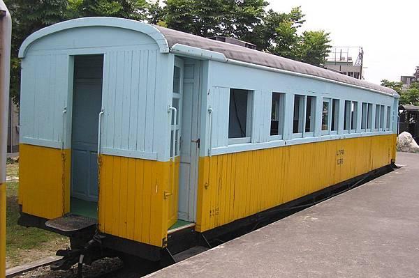 木造三等客車 LTPB1375