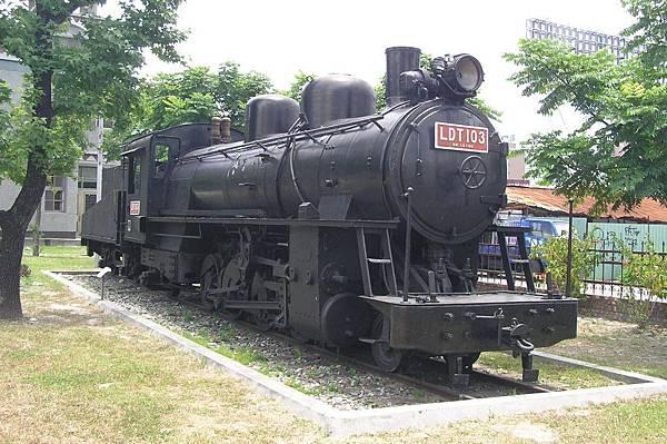 LDT103 蒸氣車頭