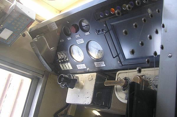 DR2800 駕駛座