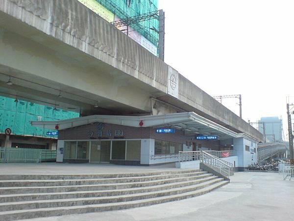 汐科車站北口