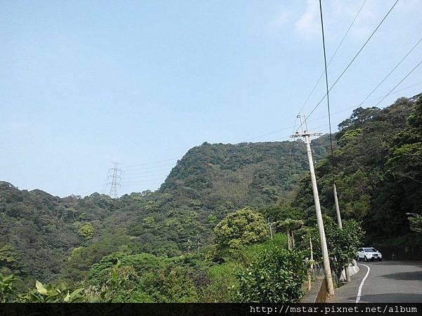 等一下要登的猴山岳前峰