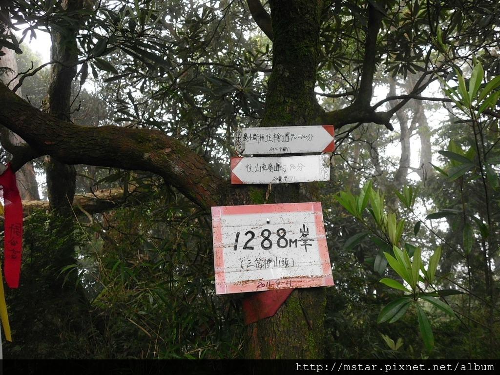 1288峰