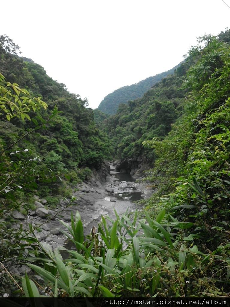 南勢溪溪谷