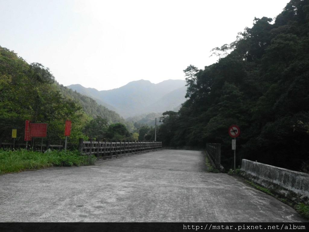 林道上跨阿玉溪的橋
