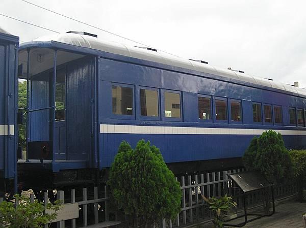 台鐵木造客車