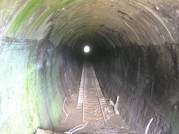 舊山線 一號隧道