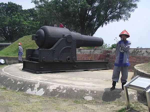模擬火砲射擊