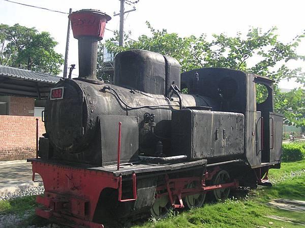 糖鐵蒸氣車頭