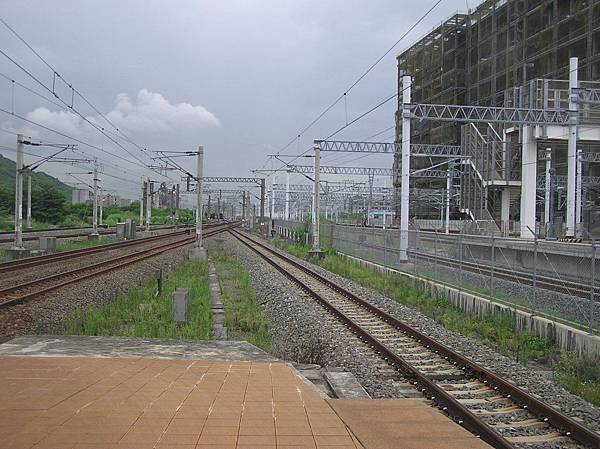 新左營車站北端