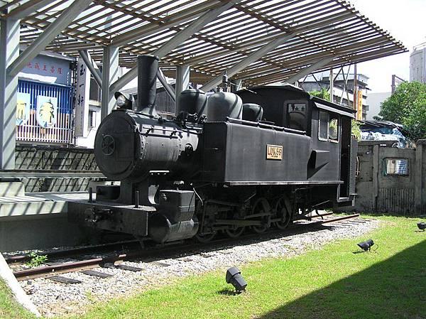 舊台東線蒸氣車頭