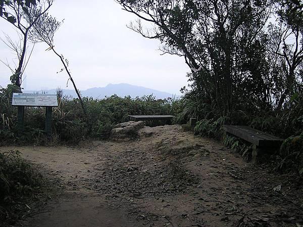 猴山岳前峰
