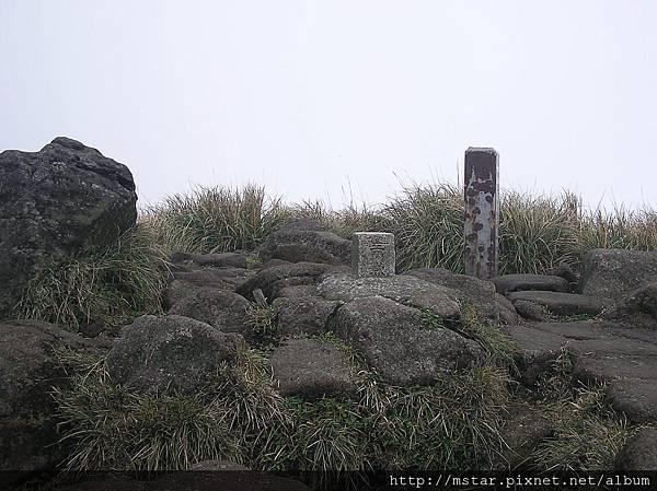 七星山東峰 1108M