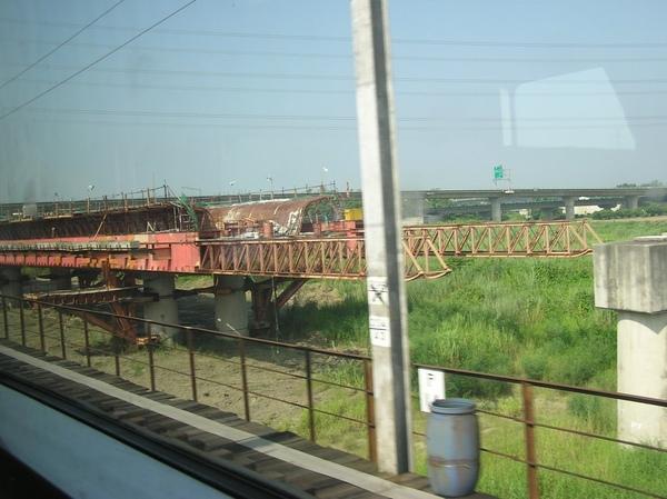 完工遙遙無期的新曾文溪橋