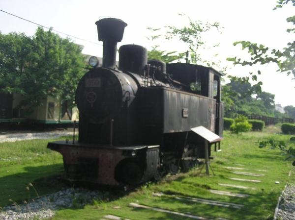 糖鐵蒸汽車頭