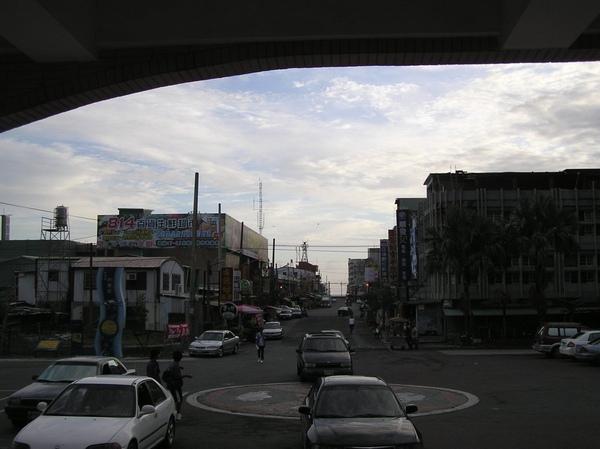 枋寮車站前大街