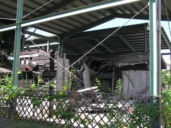 原花蓮車站的附屬建築