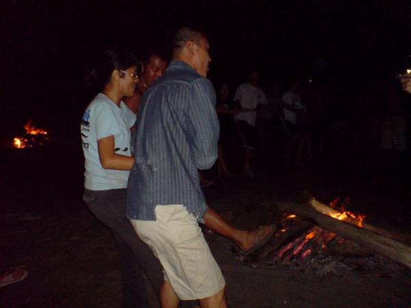 烤肉&營火晚會