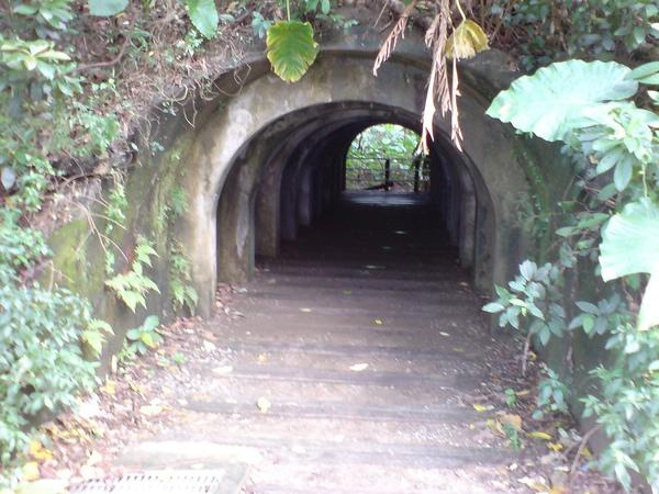 舊碉堡隧道