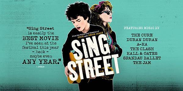 電影推薦  搖滾青春戀習曲Sing Street @ 迷妹A :: 痞客邦::