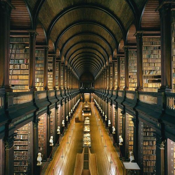 都柏林圖書館
