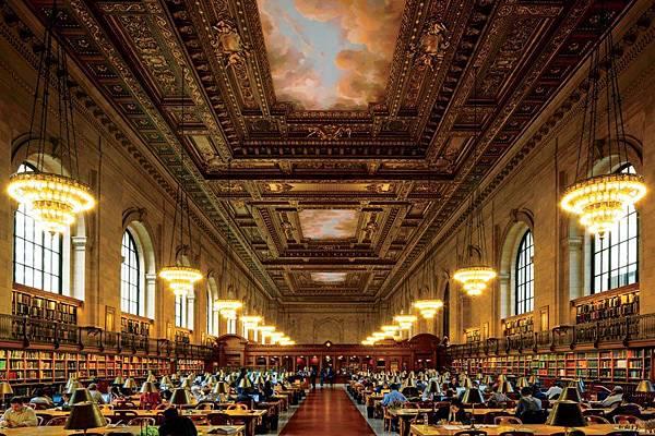 紐約市立圖書館