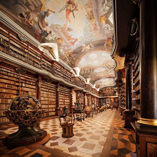 布拉格圖書館