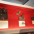 Three very famous leicas at the Ginza Leica Gallery.jpg