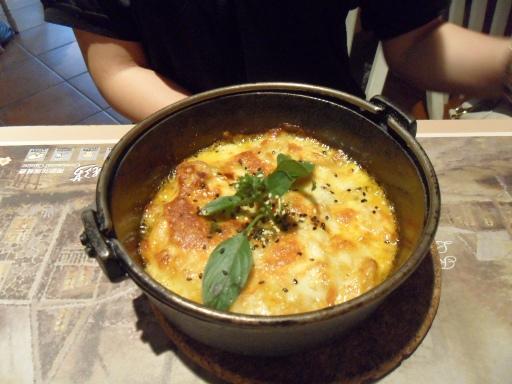 南瓜雞肉焗飯