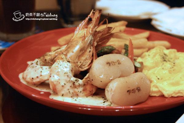 09炙烤干貝海大蝦